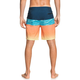 Quiksilver Highline Hold Down 18 Short de bain Homme, majolica blue